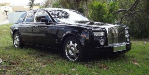 2004 Rolls-Royce Phantom for sale at Classic Car Deals in Cadillac MI