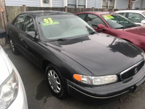 2003 Buick Century for sale at American Dream Motors in Everett WA
