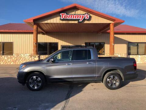 2017 Honda Ridgeline for sale at Tommy's Car Lot in Chadron NE