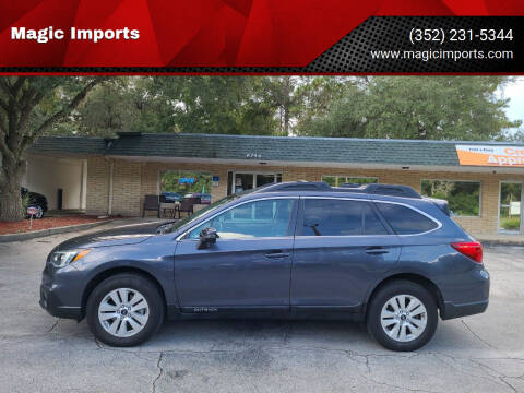 2015 Subaru Outback for sale at Magic Imports in Melrose FL