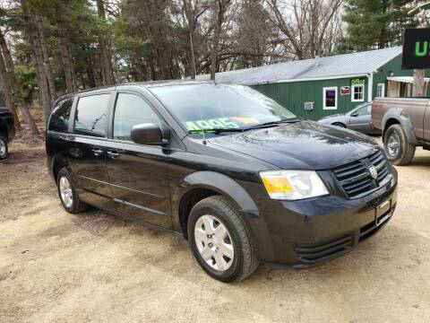 2009 Dodge Grand Caravan for sale at Northwoods Auto & Truck Sales in Machesney Park IL