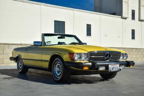 1981 Mercedes-Benz 380-Class for sale at Milpas Motors in Santa Barbara CA