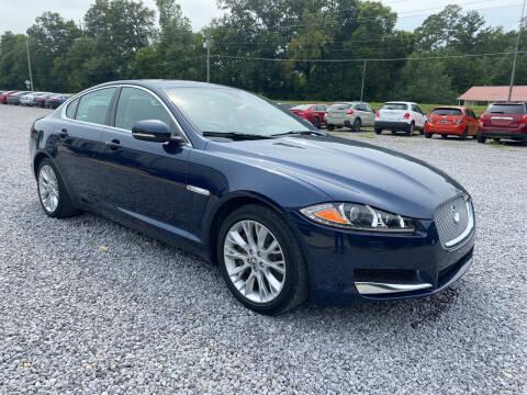 2013 Jaguar XF for sale at Alpha Automotive in Odenville AL