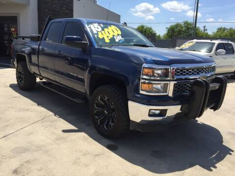 2015 Chevrolet Silverado 1500 for sale at A & V MOTORS in Hidalgo TX
