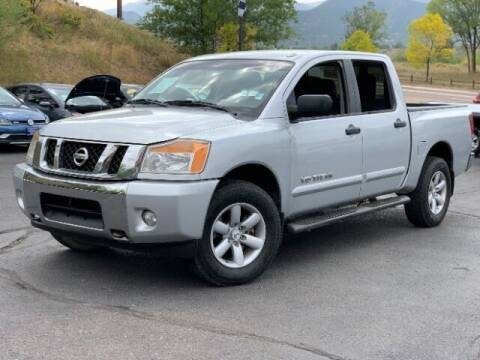 2014 Nissan Titan for sale at Lakeside Auto Brokers in Colorado Springs CO