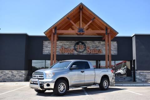 2010 Toyota Tundra for sale at JW Auto Sales LLC in Harrisonburg VA