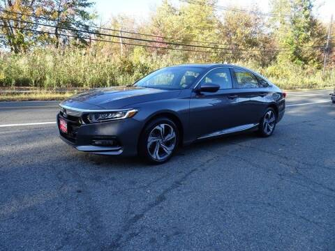 2018 Honda Accord for sale at East Coast Motors in Lake Hopatcong NJ