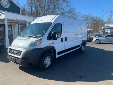 2019 RAM ProMaster Cargo for sale at Ocean State Auto Sales in Johnston RI