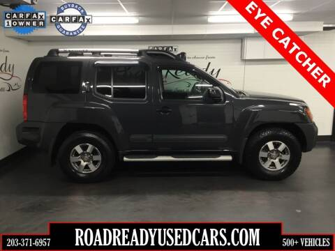 2013 Nissan Xterra for sale at Road Ready Used Cars in Ansonia CT
