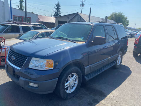 2004 Ford Expedition for sale at Cliff's Qualty Auto Sales in Spokane WA