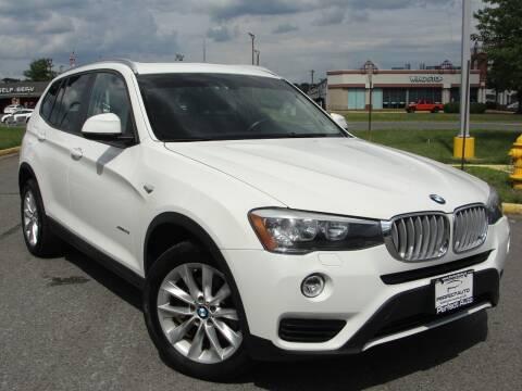 2015 BMW X3 for sale at Perfect Auto in Manassas VA
