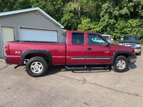 2004 Chevrolet Silverado 1500 for sale at Iowa Auto Sales, Inc in Sioux City IA