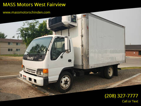2001 Isuzu med duty nqr for sale at MASS Motors West Fairview in Boise ID