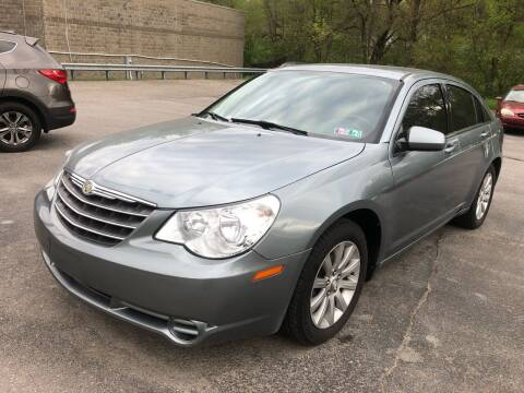 2010 Chrysler Sebring for sale at SARRACINO AUTO SALES INC in Burgettstown PA