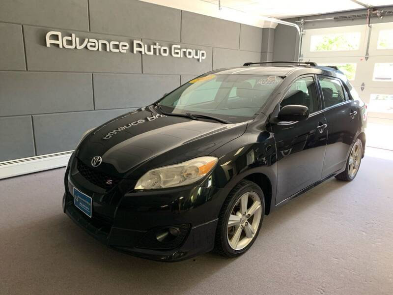 2009 Toyota Matrix for sale at Advance Auto Group, LLC in Chichester NH