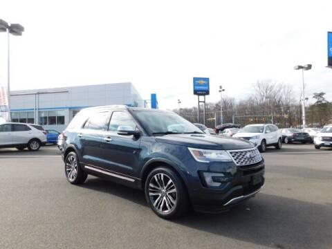 2017 Ford Explorer for sale at Radley Cadillac in Fredericksburg VA