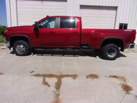2020 Chevrolet Silverado 3500HD for sale at DJ Motor Company in Wisner NE