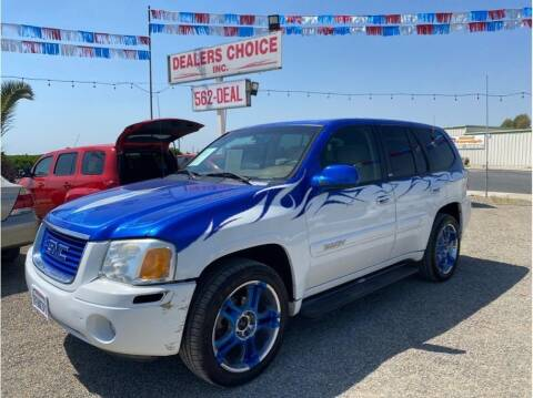2003 GMC Envoy for sale at Dealers Choice Inc in Farmersville CA