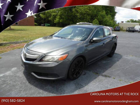 2014 Acura ILX for sale at Carolina Motors at the Rock in Rockingham NC