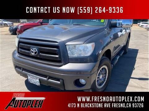 2013 Toyota Tundra for sale at Fresno Autoplex in Fresno CA