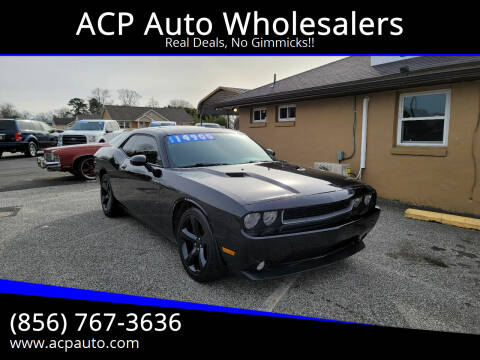 2014 Dodge Challenger for sale at ACP Auto Wholesalers in Berlin NJ