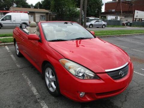 2006 Toyota Camry Solara for sale at MIKE'S AUTO in Orange NJ