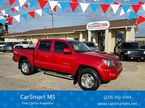 2010 Toyota Tacoma for sale at CarSmart MS in Diberville MS
