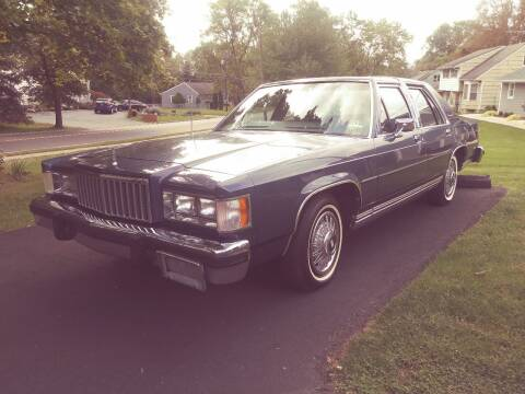 1986 Mercury Grand Marquis for sale at Nerger's Auto Express in Bound Brook NJ
