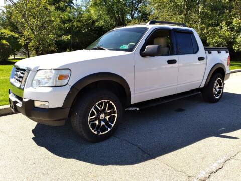 2007 Ford Explorer Sport Trac for sale at Jan Auto Sales LLC in Parsippany NJ