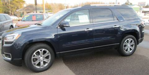 2015 GMC Acadia for sale at The AUTOHAUS LLC in Tomahawk WI