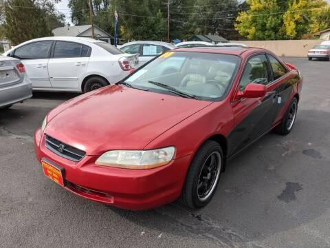 2000 Honda Accord for sale at Progressive Auto Sales in Twin Falls ID