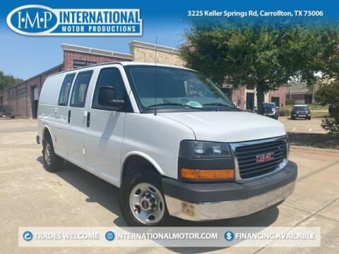 2016 GMC Savana Cargo for sale at International Motor Productions in Carrollton TX