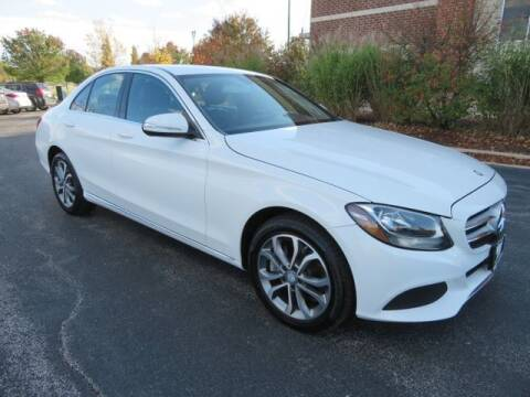 2015 Mercedes-Benz C-Class for sale at Import Exchange in Mokena IL