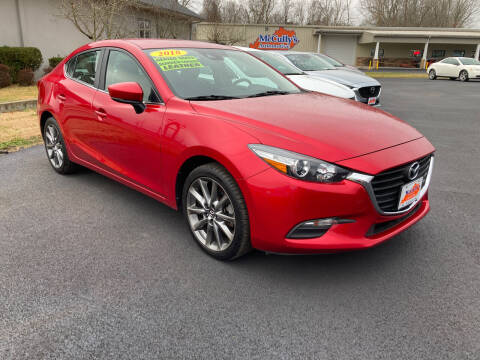 2018 Mazda MAZDA3 for sale at McCully's Automotive in Benton KY
