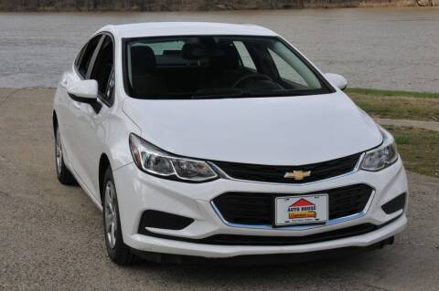 2017 Chevrolet Cruze for sale at Auto House Superstore in Terre Haute IN