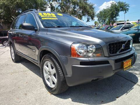 2005 Volvo XC90 for sale at AFFORDABLE AUTO SALES OF STUART in Stuart FL