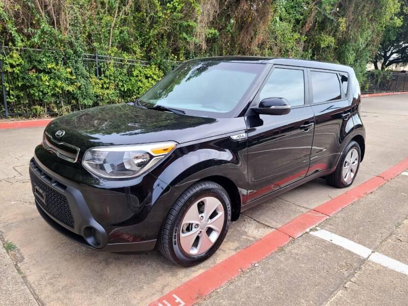2014 Kia Soul for sale at DFW Autohaus in Dallas TX