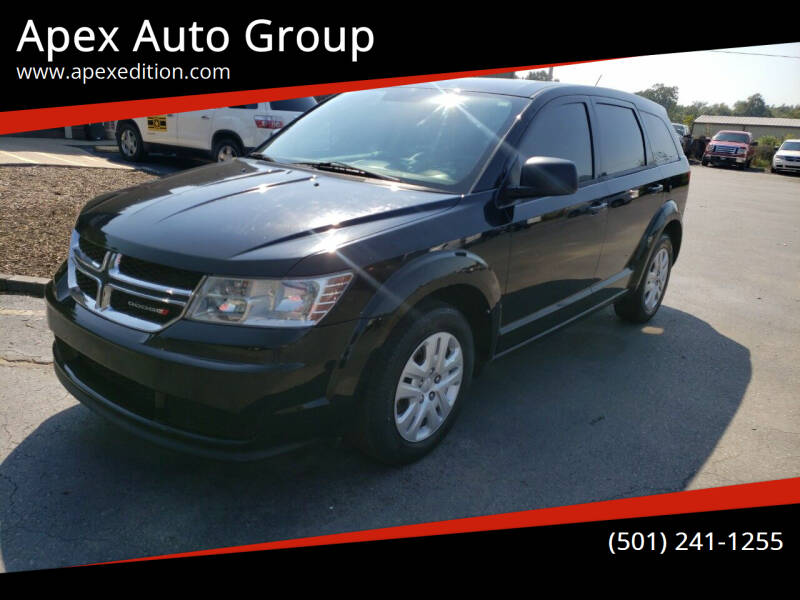 2014 Dodge Journey for sale at Apex Auto Group in Cabot AR
