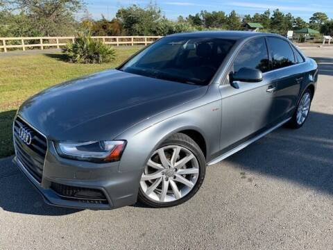 2014 Audi A4 for sale at Deerfield Automall in Deerfield Beach FL