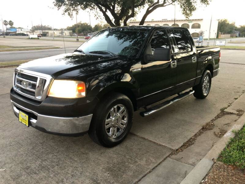 2008 Ford F-150 for sale at Rock Motors LLC in Victoria TX