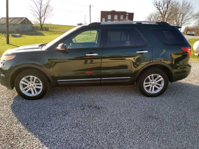 2013 Ford Explorer for sale at Dealz on Wheelz in Ewing KY
