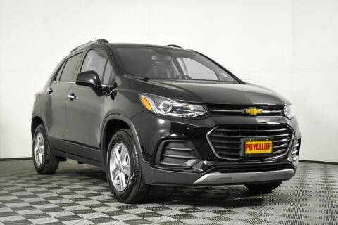 2020 Chevrolet Trax for sale at Washington Auto Credit in Puyallup WA