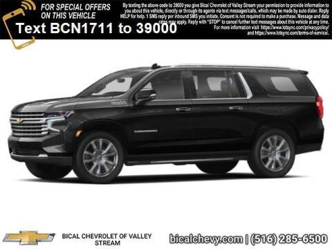 2021 Chevrolet Suburban for sale at BICAL CHEVROLET in Valley Stream NY