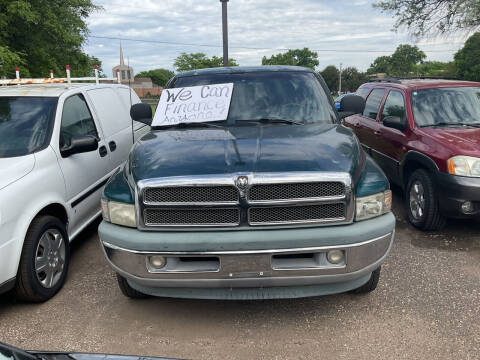 1998 Dodge Ram Pickup 1500 for sale at Continental Auto Sales in White Bear Lake MN