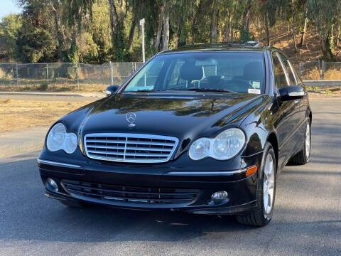 2007 Mercedes-Benz C-Class for sale at ZaZa Motors in San Leandro CA