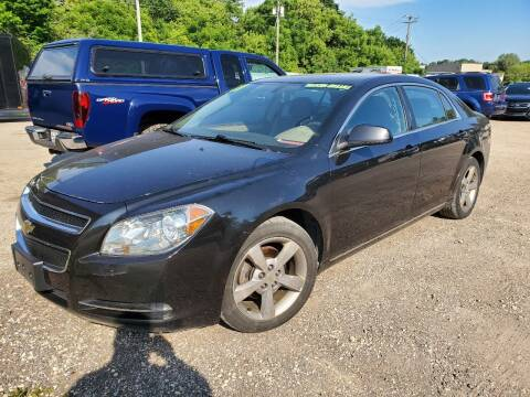 2011 Chevrolet Malibu for sale at JDL Automotive and Detailing in Plymouth WI