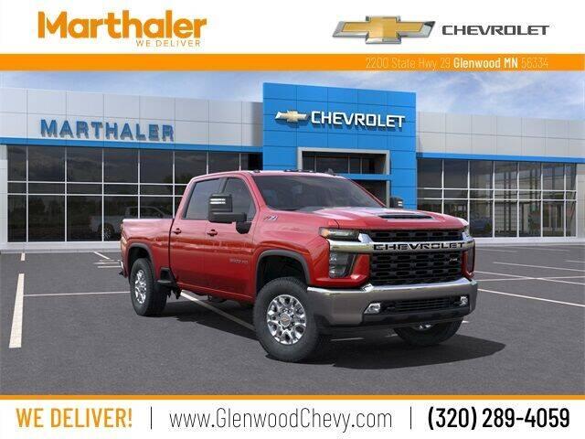 2021 Chevrolet Silverado 3500HD for sale in Glenwood, MN