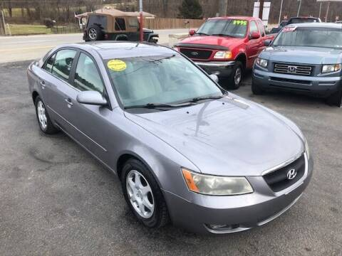 2006 Hyundai Sonata for sale at INTERNATIONAL AUTO SALES LLC in Latrobe PA