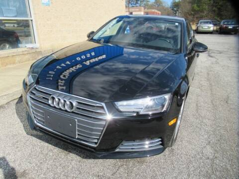 2017 Audi A4 for sale at Southern Auto Solutions - 1st Choice Autos in Marietta GA