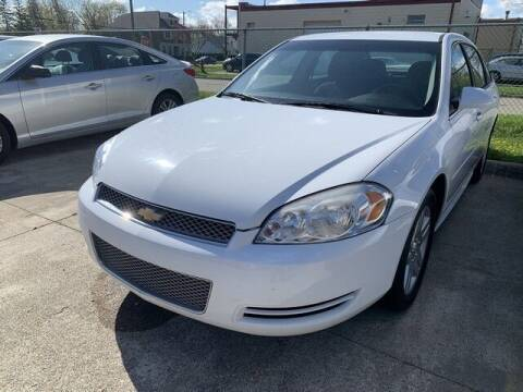 2013 Chevrolet Impala for sale at Martell Auto Sales Inc in Warren MI